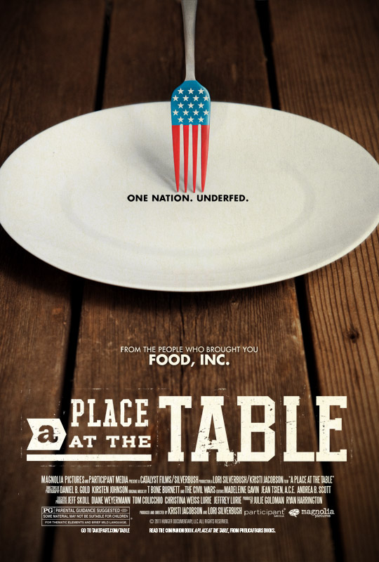 A Place At The Table Official Movie Site Starring Jeff