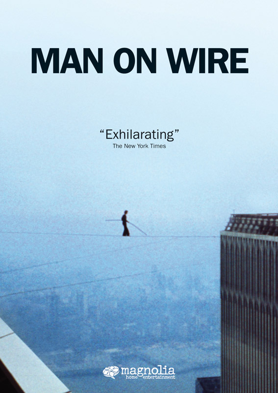 Man on Wire (Official Movie Site) - Starring Philippe Petit, Jean