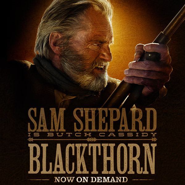 Blackthorn: Meet the Director and Actor