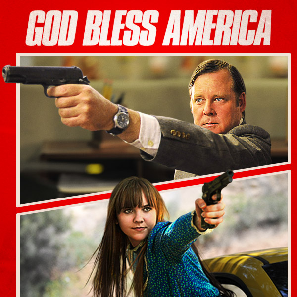 God Bless America - Meet the Director and Actor