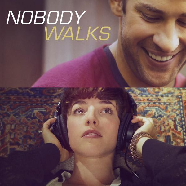 Nobody Walks - Meet the Director and Actor