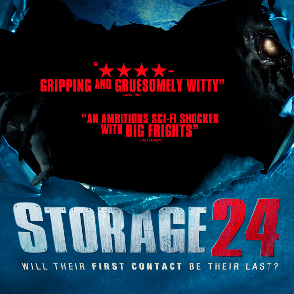 Storage 24 - Meet the Director and Actor