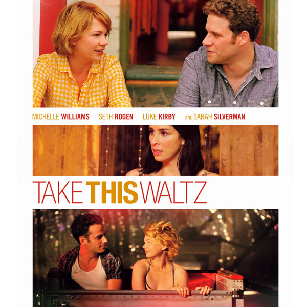 Take This Waltz - Meet the Director and Actor