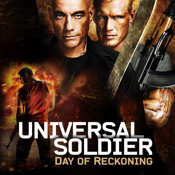 Universal Soldier: Day of Reckoning - Meet the Director and Actor