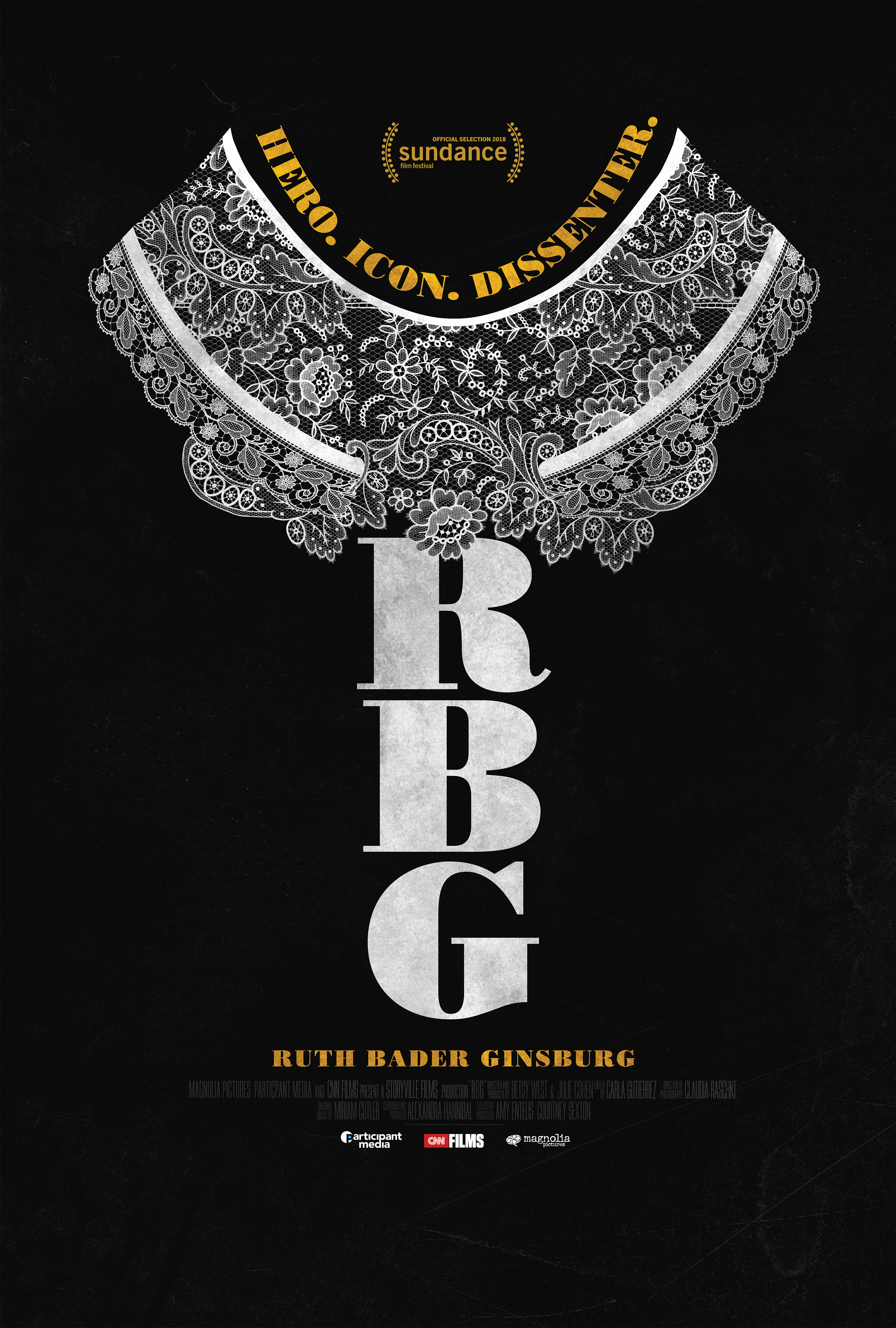 RBG   Magnolia Pictures   NOW AVAILABLE