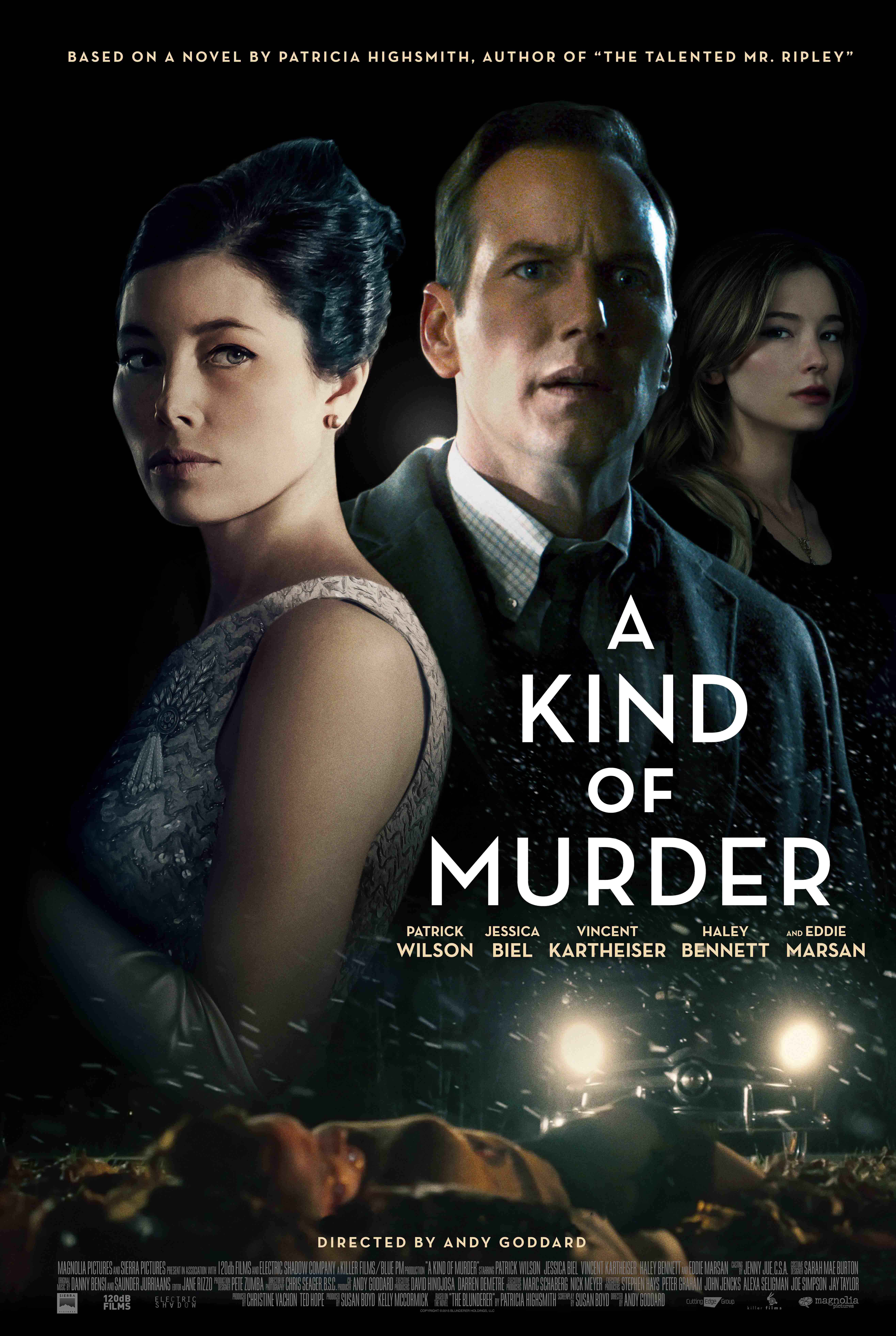A Kind of Murder (Official Movie Site) - Starring Patrick Wilson