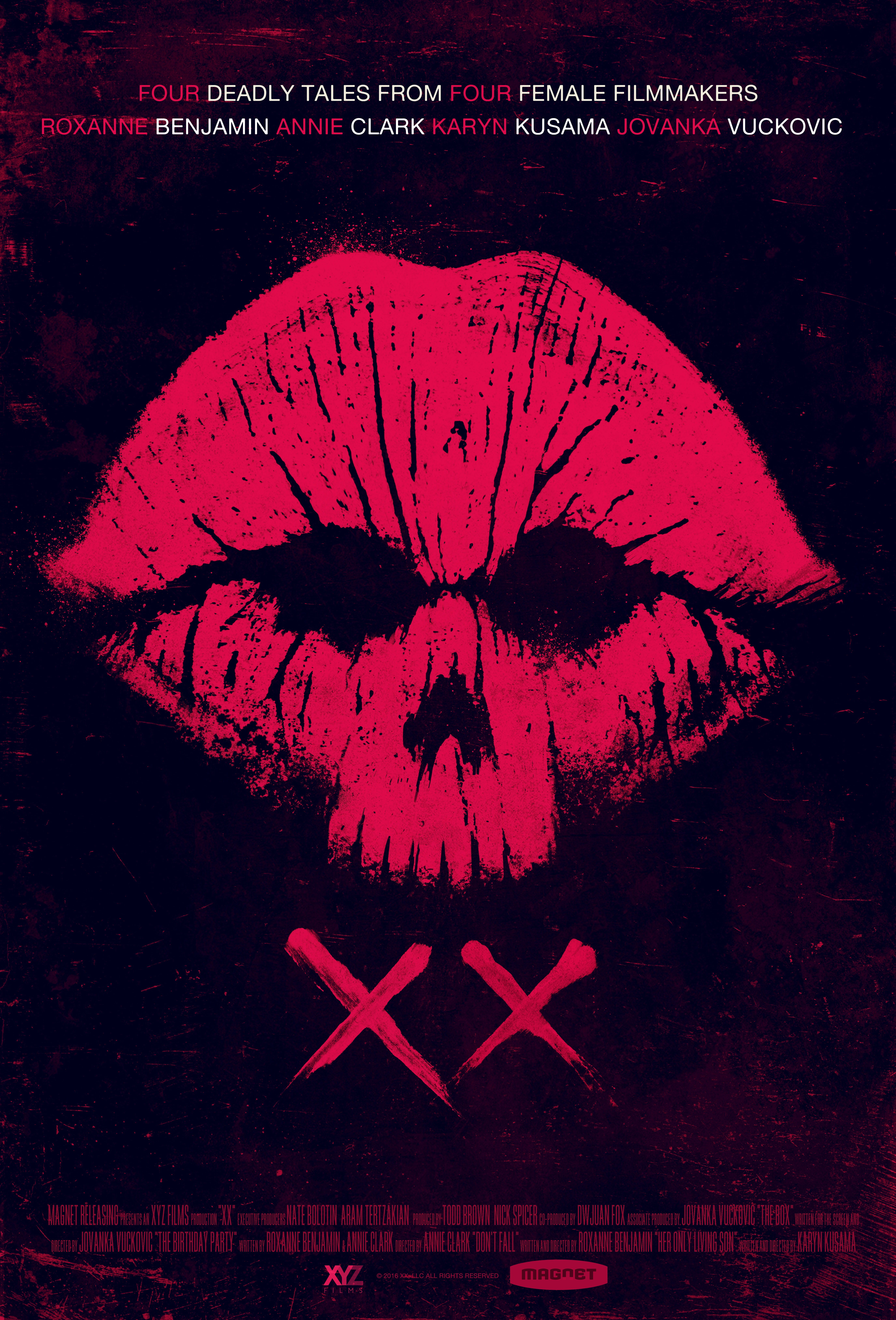 XX (Official Movie Site) - Own it on DVD, Blu-ray™ or Digital HD