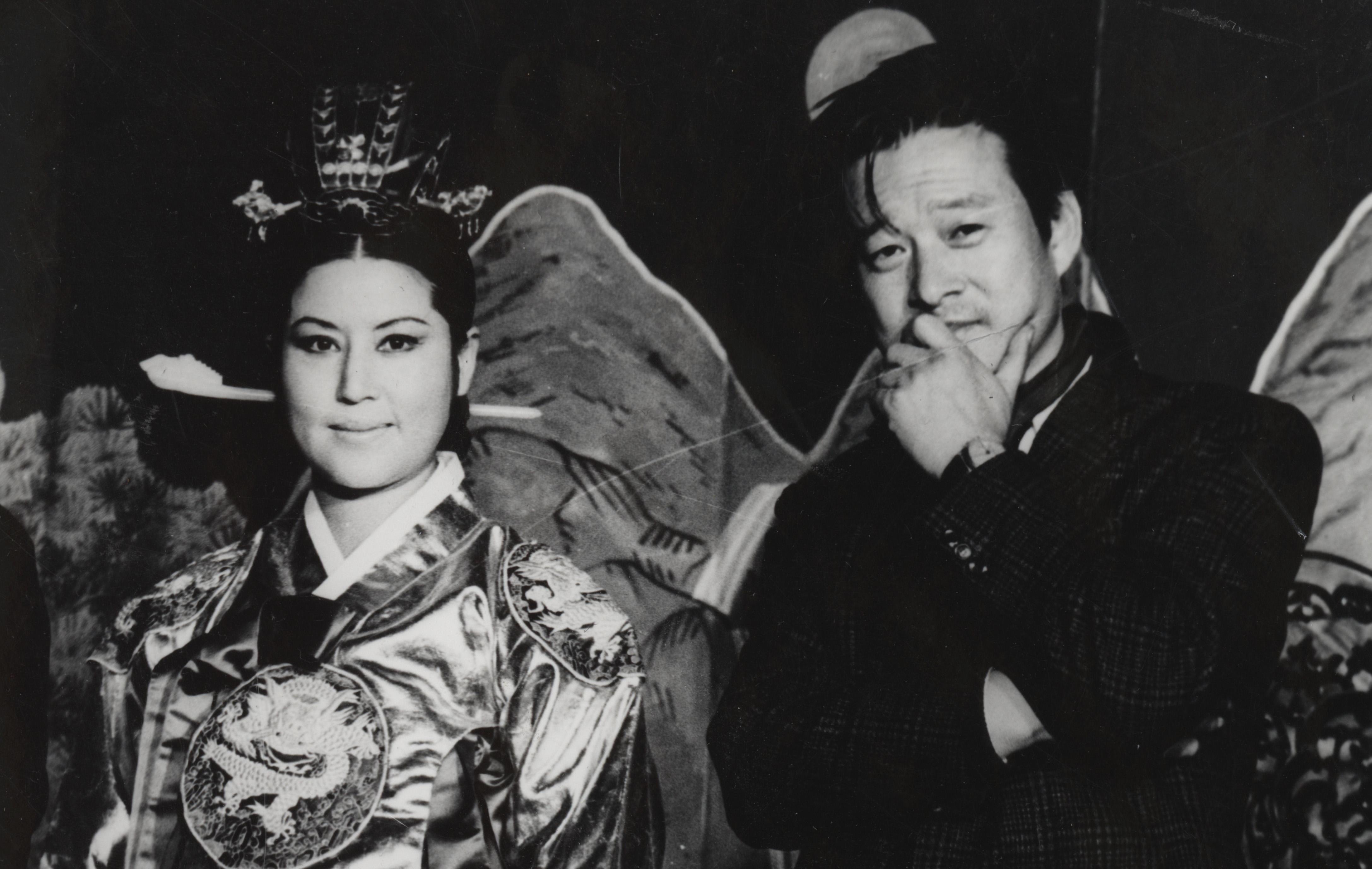Resultado de imagen para the lovers and the despot + shin sang-ok