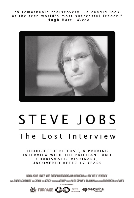 Steve Jobs: The Lost Interview (Official Movie Site) - Starring ...