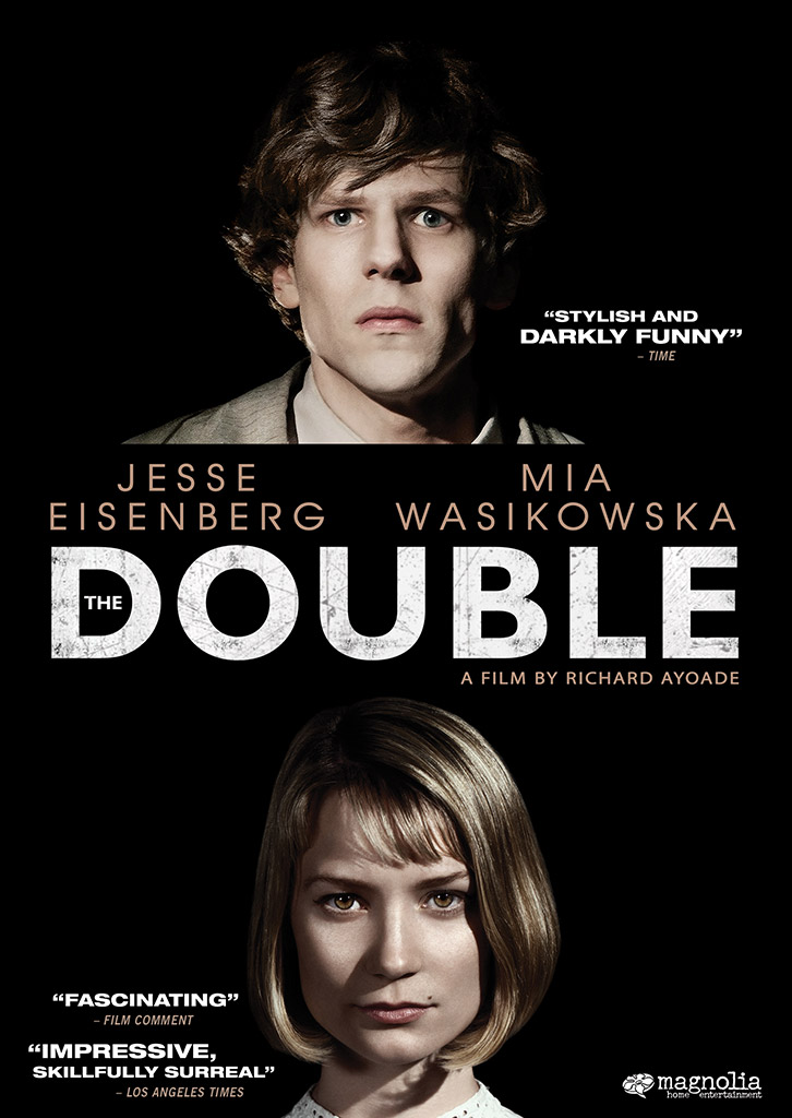 The Double (Official Movie Site) - Starring Jesse Eisenberg